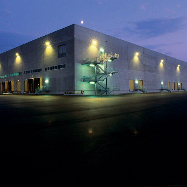 Chieti. Centro Logistico.